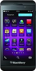 BlackBerry Z10 Smartphone (4,2 Zoll Display, Touchscreen, 8 Megapixel Kamera, 16 GB erweiterbarer Speicher, 4G LTE) schwarz