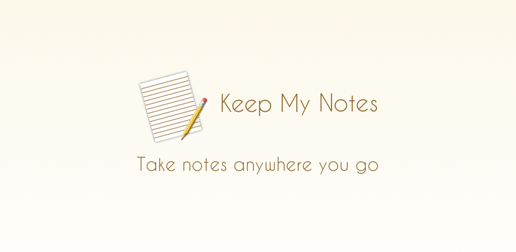 Image result for Keep My Notes logo
