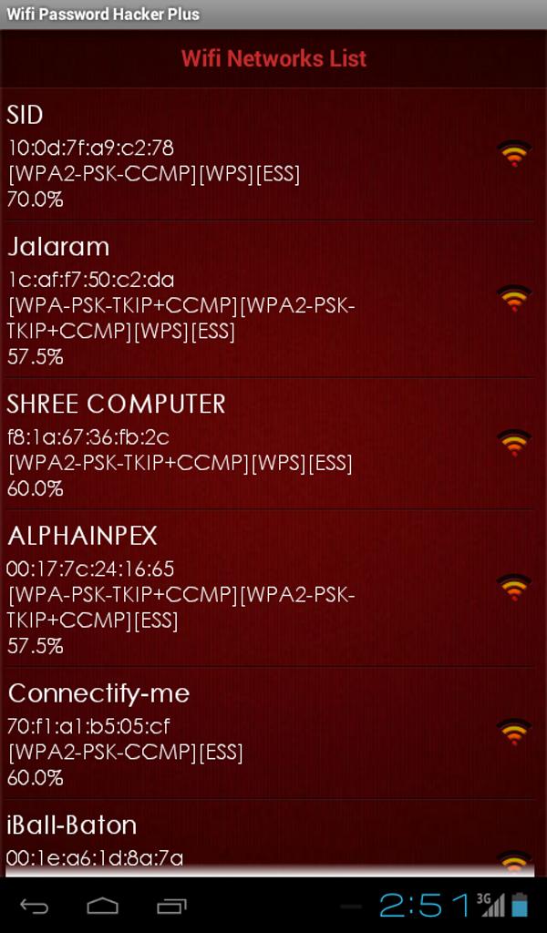 Zoom IMG-3 wifi password hacker plus