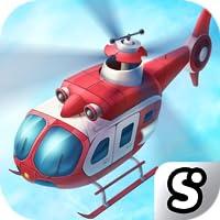 Hubschrauber Steuern 3D