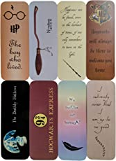Mc Sid Razz Harry Potter Themed Bookmarks | Officially Licenced by Warner Bros, USA