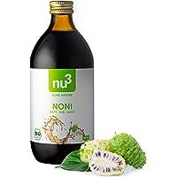nu3 - Jus de Noni Bio | 500ml | Boisson revitalisante et fortifiante | Riche en vitamines, minéraux et anti-oxydants…