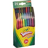 Crayola 24 Ct. Twistables Fun Effects Crayons, Multi-Colour