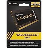 Corsair CMSO8GX4M1A2133C15 Value Select 8GB (1 x 8 GB) DDR4 2133 Mhz CL15 zwart