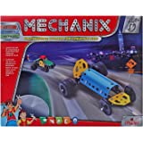 Mechanix Metal NX-0,Construction toy,Building blocks,Educational toys,for 6+ yrs boys and girls,