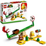 LEGO 71365 Super Mario Ensemble d'extension La Balance de la Plante Piranha - Ensemble d'Extension La Balance de la Plante Pi