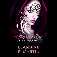 Harper Jones - 1: Malédiction