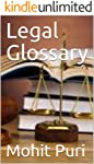 Legal Glossary (Law Book 1)
