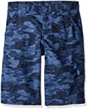 Columbia Wanderhose für Jungen, Silver Ridge Printed Short, Nylon, blau (Night