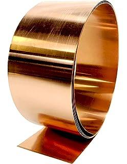 Copper Flashing 4in X 25ft Amazon Co Uk Diy Tools