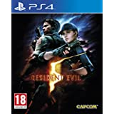 Resident Evil 5 (Inc. All DLC) PS4 - PlayStation 4