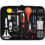 Eventronic Kit de Reparación de Relojes, Herramientas de Barra de Resorte Profesional, Herramientas de Reloj Profesionales