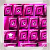 Neon Pink Tastaturen
