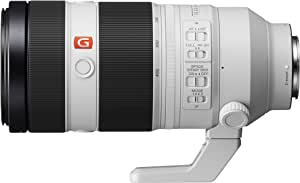 Sony SEL-100400GM G Master Super Telezoom Objektiv (100-400 mm, F4.5-5.6, OSS, Vollformat, geeignet für A7, A6000, A5100, A5000 und Nex Serien, E-Mount) weiß