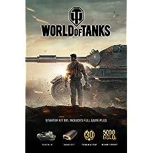 World of Tanks Churchill Premium-Starterpaket - 55% Reduziert - nur für NEU Spieler [PC Code]