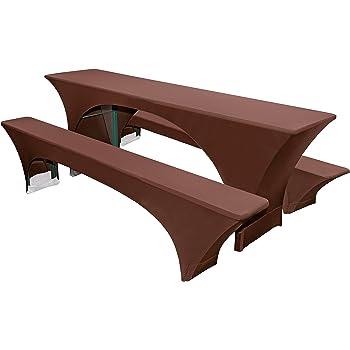 Scheffler Home Bierzelt Garnitur 3tlg Set Für Tisch Und Bänke