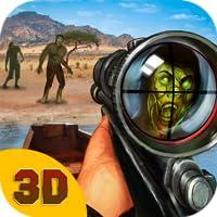Boat Safari: Zombie Shooting 3D
