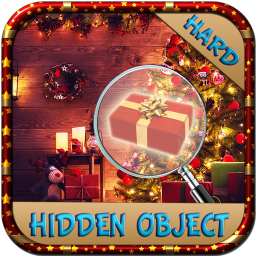 New Free Hidden Objects - Party on Christmas Eve - LIKE finding objects FIND New Hidden Objects in our FREE HARD Hidden Object Game