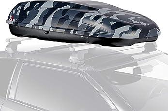 G3 g322294camu Dachbox Helios 400, Camouflage, 330Liter