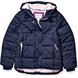 Amazon Essentials Heavy-Weight Hooded Puffer Coat Niñas
