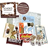 """Premium gift box """"Chocolate Around The World"""" with chocolate from all over the world"""