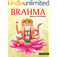 Large Print: Brahma- Creator of the Universe-Indian Mythology