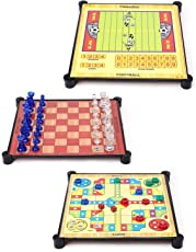 Famous Quality 13-in-1 Magnetic Games