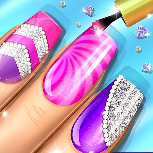 Princess Nail And Makeup Salon - Beauty Spa und Makeover-Spiel für Mädchen