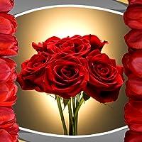 Romantische Foto-Collage