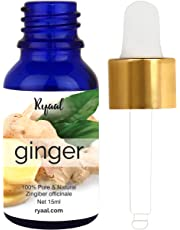 Ryaal Ginger Therapeutic Grade Essential Oil (15Ml)
