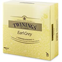 Twinings - Tè nero Earl Grey, 100 bustine, 1 confezione (1 x 200 g)