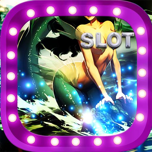 Mermaid Jackpot Slots Vegas : Town Slot Machines Deluxe Caesar Casino Free - Deluxe Diego