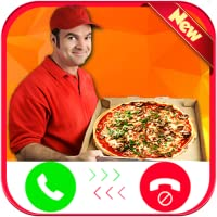 Instant Real live Fake Call From �� Pizza �� Delivery Man �� - Free Fake Phone Call ID PRO 2019 - PRANK FOR KIDS