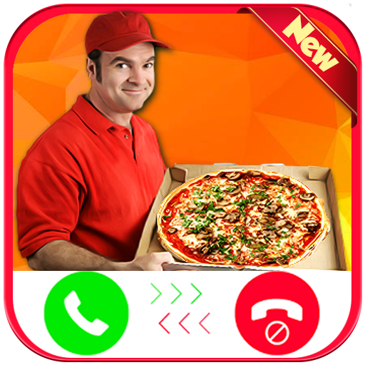 Instant Real live Fake Call From Pizza Delivery Man - Free Fake Phone Call ID PRO 2019 - PRANK FOR KIDS