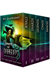 Demons and Dragons: Dragon Reign Box Set Series Books 1-5