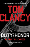 Tom Clancy Duty and Honor (A Jack Ryan Jr. Novel Book 2) (English Edition)