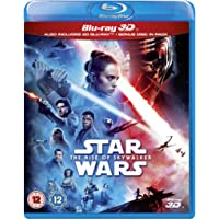 Star Wars: The Rise of Skywalker [Blu-ray]…