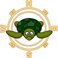 Turtle Kompass