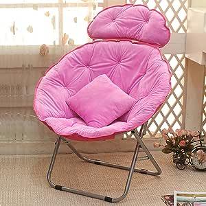 Frelt Chaise Grand Adulte Chaise de Lune Chaise de Soleil