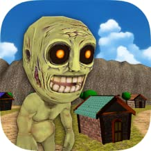 Escape from zombies -  3d survival runner