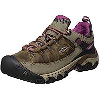 KEEN Women's Targhee Iii Wp Low Rise Hiking Shoes, 9