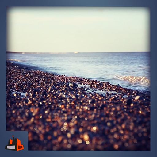 Calm Shoreline - Waves on Shore Shoreline Fällen