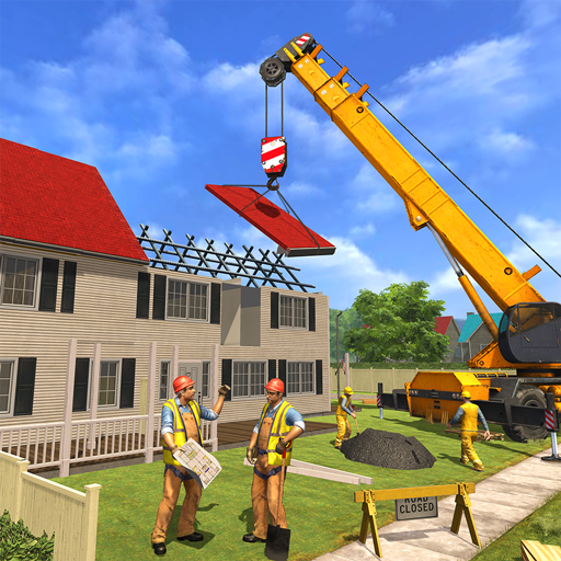 Happy Family Haus Bau-Simulator