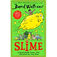 Slime: The new children's book from No. 1… by David Walliams