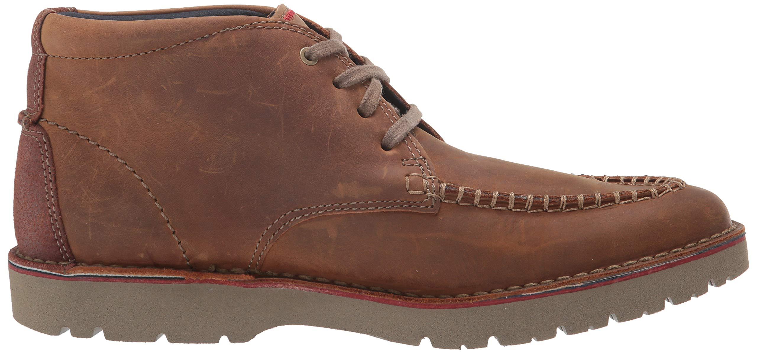 Clarks Men's Vargo Apron Ankle Boot 7
