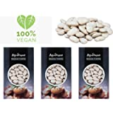 Greek Giant Beans | Traditional Legumes Variety of Gigantes |1,5kg ( Pack of 3 Boxes of 500g Each )