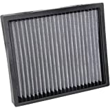 K&N Premium Cabin Air Filter: High Performance, Washable, Lasts for the Life of your Vehicle: Desinged for Select 2012-2020 C