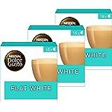 Nescafé Dolce Gusto capsules Flat White - 48 koffiecups - geschikt voor 48 koppen koffie - Dolce Gusto cups