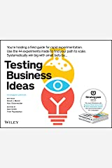 Testing Business Ideas: A Field Guide for Rapid Experimentation Paperback