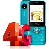 Itel Magic 2(Blue, 4G, Wi-Fi Hotspot Support), 128.8 * 52.5 * 13.75 mm (it9210)